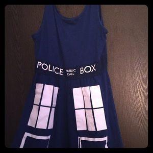 Her Universe Doctor Who Tardis Dress